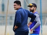 I Was Aggressive Too, Won't Curb Virat's Natural Instincts: Anil Kumble
