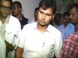 Video : DG Vanzara's Son Arrested While Allegedly Taking Bribe In Vadodara