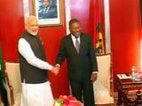 Video : मोजांबिक में प्रधानमंत्री नरेंद्र मोदी