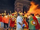 Video : Euro 2016: Joy For Portugal Fans, Tears For France