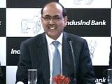 Video : IndusInd Bank Management On June Quarter Earnings