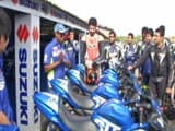 Video: Suzuki Gixxer Cup and Honda One Make Race