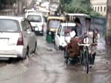 Video : Government Skirts Waterlogging Claims As Rains Clog Delhi Roads