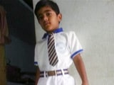 Video : Class 1 Student Dies In Hyderabad Allegedly After Being Kicked By 7-Year-Old