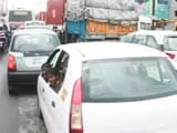 Video : In Bengaluru, This Is What Traffic Jams Are Like Today. Take A Look.