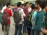 Video : Despite Unrest, Thousands Appear For Common Entrance Test In Kashmir