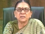 Video : All Because Of AAP, Gloats Arvind Kejriwal As Anandiben Quits