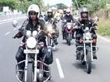 Video : The 'Bikerni' Gang