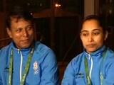 Videos : Exclusive : रियो ओलिंपिक - जिमनास्ट दीपा कर्मकार बोलीं- फाइनल को लेकर कोई प्रेशर नहीं