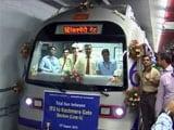 Video : लालकिले के नीचे दौड़ी मेट्रो, हेरिटेज लाइन पर ट्रायल रन शुरू