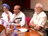 Video : At All-Party Meeting On Kashmir, PM Modi Opens PoK Front