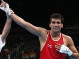 Video : No Time to Think About Jersey Controversy: Boxer Manoj Kumar