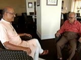 Video: Walk The Talk With Legendry Radio Announcer Ameen Sayani (Part 1)