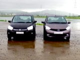 Video: Tata Tiago vs Maruti Suzuki Celerio