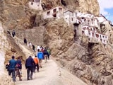 Video : Lighting The Himalayas Initiative Powers Up Phugtal Monastery