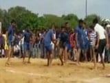 Video : गुड़गांव : यादव-दलितों के बीच हुए दोस्ताना कबड्डी मैच में खूब हुई मारपीट