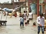 Video : Ganga Flows Above Danger Mark In UP; Allahabad, Varanasi Flooded