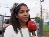 Video : Final 10 Seconds Of The Bout Has Changed My Life: Sakshi Malik To NDTV