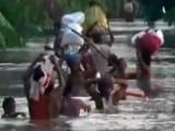 Videos : बिहार के कई इलाकों में बाढ़ जैसे हालात, नदियां उफान पर