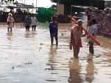 Video : यूपी में बारिश की वजह से बाढ़ जैसे हालात, गंगा खतरे के निशान से ऊपर