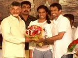 PV Sindhu Felicitation: Andhra Wants World-Class Facilities For Badminton