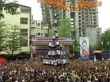 Video : Police Case Against Man Who Broke Law at Raj Thackeray Group's Dahi Handi Event