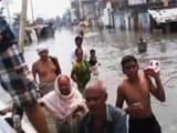 Video : As Ganga Floods, Janmashtami A Washout In Varanasi