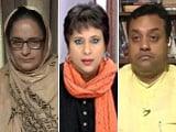 Video: Mission Kashmir: Rajnath Conciliatory, Mehbooba Combative?