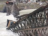 Video : The Shocking Pictures of a Bridge That Collapsed in Himachal Pradesh