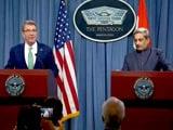 Video : भारत और अमेरिका के बीच अहम रक्षा करार