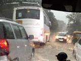 Video : Heavy Rain In Delhi Hits John Kerry's Plans, Gurgaon Advises 'Patience, Discipline'