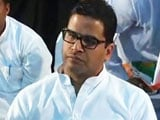 Video : After Poster Trashed Him, Strategist Prashant Kishor Gets Congress Love