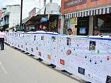 Video : Chennai Students Design 1000-Foot Long Scroll In Honour Of Mother Teresa