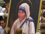 Video : Thousands Gather In Rome To Celebrate Mother Teresa's Canonisation Today