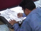 Video : Want To Create Graphic Novels?