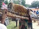 Video: इंडिया 7 बजे : राहुल की खाट लूट ले गए उनके मेहमान