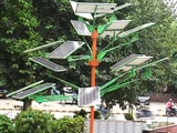 Video : Advantages Of A Solar Tree