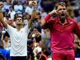 Video : Stan Wawrinka Sets Up US Open Final Date vs Novak Djokovic