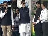 Videos : बनेगा स्वच्छ इंडिया: मुंबई में आयोजित महा क्लीनेथॉन के खास लम्हे