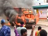 Video : In Cauvery Water Dispute, Massive Protests Lead To Curbs In Bengaluru