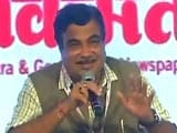 Video : 'Acche Din' Was Manmohan Singh's Quote, We Are Stuck With It: Nitin Gadkari