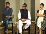 Video: Amitabh Bachchan On Why He Agreed To Do <i>Pink</i>