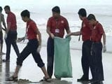 Video : Mumbaikars Clean Up Beaches A Day After Ganapati Immersions