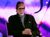 Video: Amitabh Bachchan Narrates A Heartwarming Poem At Youth For Change Conclave