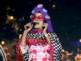 Video : #NDTVYouthForChange: जब अपने अनूठे अंदाज में मंच पर पहुंची 'पम्मी आंटी'