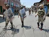 Video : Protests In Kashmir After 15-Year-Old Found Dead With Pellet Injuries