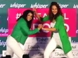 Video: What Sonakshi Sinha And Sakshi Malik Have In Common