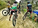 Conquering the Himalayas on Mountain Bikes