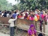 Video : रॉबिन की मौत के बाद बिसाहड़ा में तनाव का माहौल