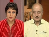 Video : India Your Karma-Bhumi, Why Step-Brotherly Treatment: Anupam Kher To Pak Actors
